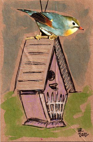 Birdhouse-small